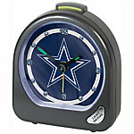 Dallas Cowboys Travel Alarm Clock