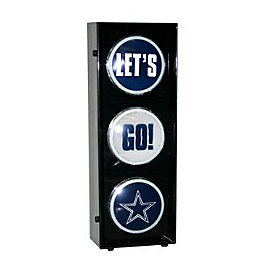 Dallas Cowboys Stop N Go Light