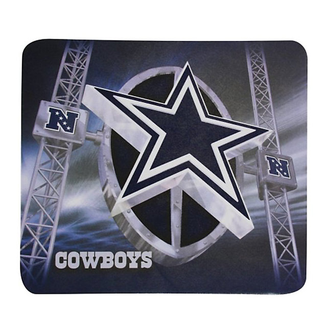 Dallas Cowboys Goal Post Mouse Pad