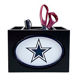Dallas Cowboys Desktop Organizer