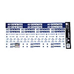 Dallas Cowboys Scrapbook Border Set