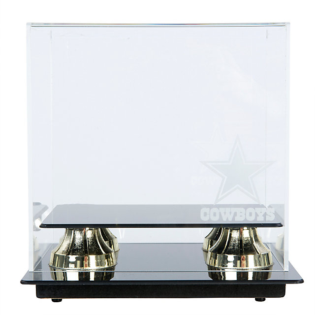 Dallas Cowboys Mini Helmet Case w/ Risers