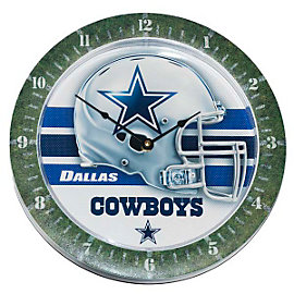 Dallas Cowboys Game Time Clock