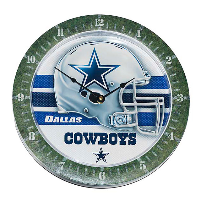 Dallas Cowboys Game Clock