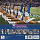 Dallas Cowboys Cheerleaders 2014 12x12 Sideline Wall Calendar