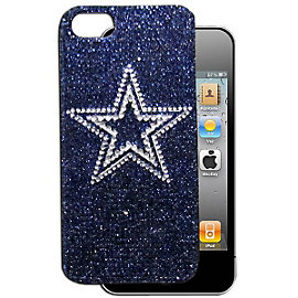 Dallas Cowboys Apple iPhone 5 Snap-on Glitz Case