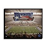 Dallas Cowboys Canvas Art - Glory 24x36