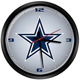 Dallas Cowboys Premium Clock
