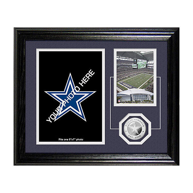 Dallas Cowboys Fan Memories Desktop Frame