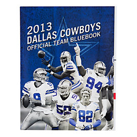 Dallas Cowboys 2013 Official Team Bluebook