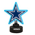 Dallas Cowboys Star Neon Sign