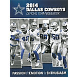 Dallas Cowboys 2014 Official Team Bluebook