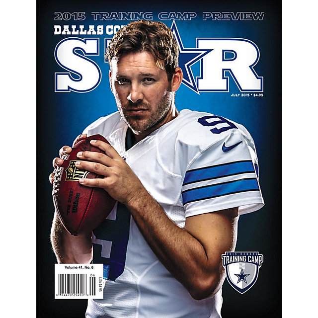 Dallas Cowboys Star Magazine Training Camp Issue 2015