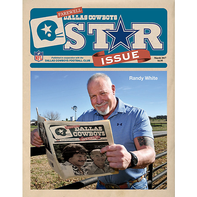 Dallas Cowboys Star Magazine Final Issue