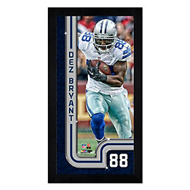 Dallas Cowboys Dez Bryant Mini Frame
