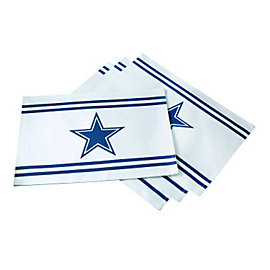 Dallas Cowboys 4 Pack Placemats