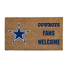 Dallas Cowboys Light-Up Door Mat