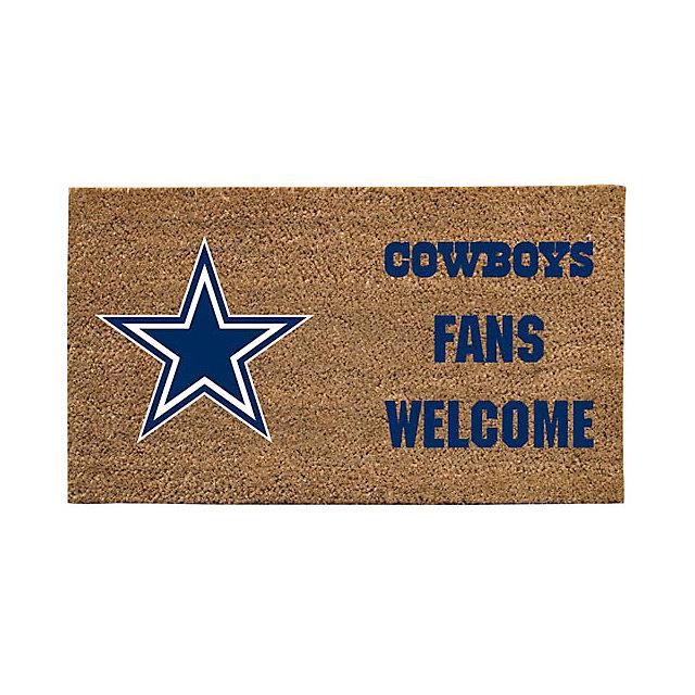 Dallas Cowboys Light-Up Door Mat