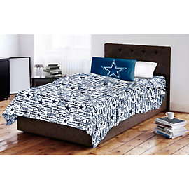 Dallas Cowboys Bedding - Twin Sheet Set
