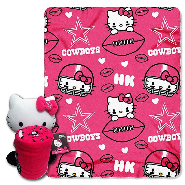 Pink Kitty Dallas Dallas Cowboys Hello Kitty