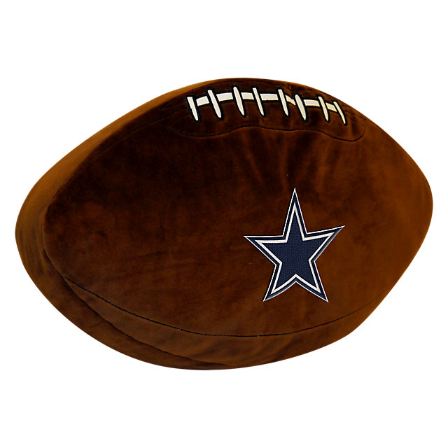 Dallas Cowboys 3D Football Sports Pillow