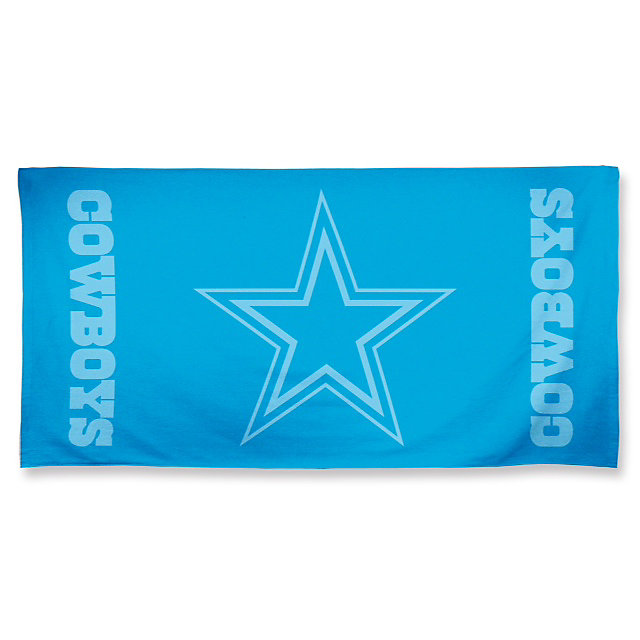 Dallas Cowboys Electric Blue Beach Towel