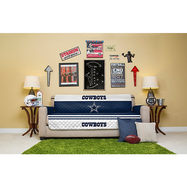 Dallas Cowboys Sofa Protector
