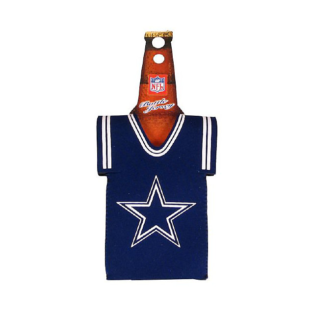 Dallas Cowboys Bottle Jersey Koozi