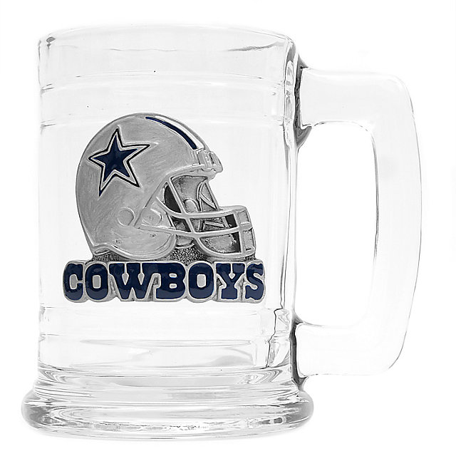 Dallas Cowboys Helmet Logo Tankard