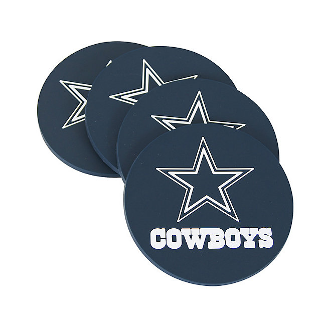 Dallas Cowboys 4 Pack Coaster Set