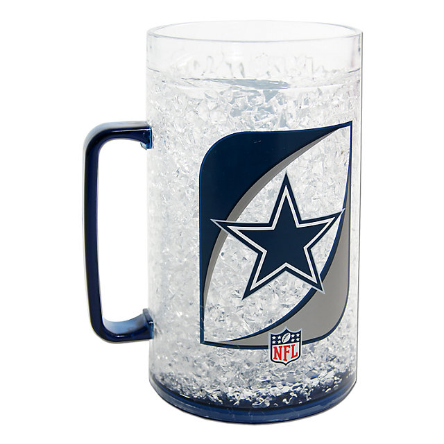 Dallas Cowboys Monster Crystal Freezer Mug