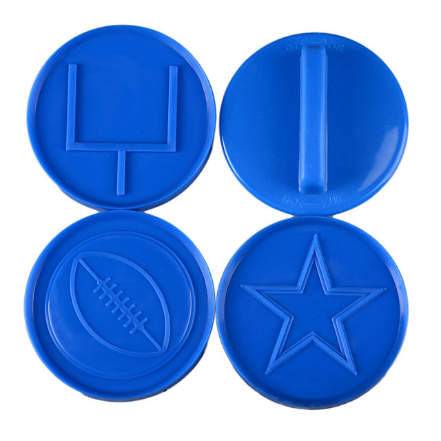 Dallas Cowboys Cookie Cutter Set