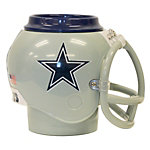 Dallas Cowboys Fan Mug Helmet Can Holder