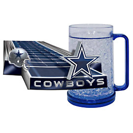 Dallas Cowboys 16 oz. Refreezable Mug