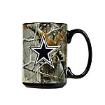 Dallas Cowboys Camo Decorated Mug