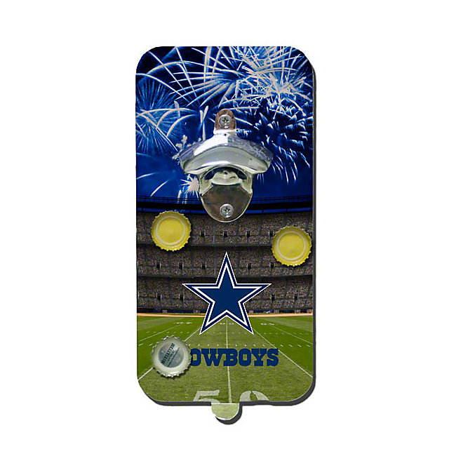 Dallas Cowboys Clink N Drink Bottle Opener