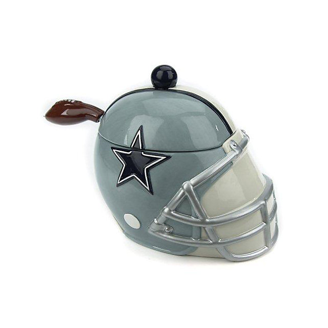 Dallas Cowboys Ceramic Soup Tureen