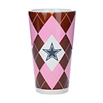 Dallas Cowboys 16 oz. Argyle Latte Mug