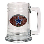 Dallas Cowboys Gameball 15 oz. Colonial Tankard