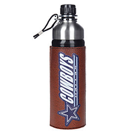 Dallas Cowboys Gameball 24 oz. Wrap Water Bottle