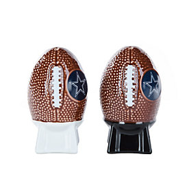 Dallas Cowboys Football Salt and Pepper Shaker Set