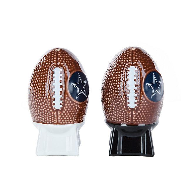 Dallas Cowboys Football Salt and Pepper Shaker Set