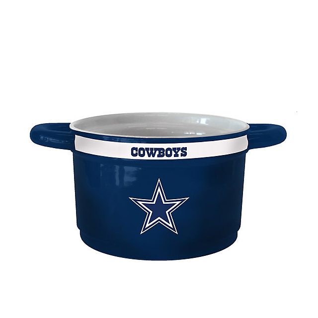 Dallas Cowboys Sculpted Soup Bowl