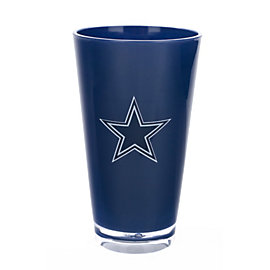 Dallas Cowboys Plastic Pint Glass 20 oz.
