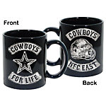 Dallas Cowboys For Life Mug