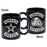 Dallas Cowboys For Life Mug