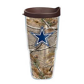 Dallas Cowboys Tervis 24 oz. Realtree Camo Travel Mug