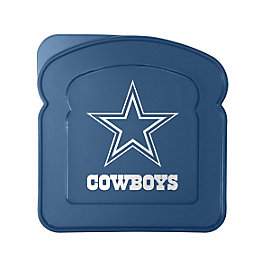 Dallas Cowboys Sandwich Container