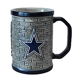 Dallas Cowboys Stone Wall Mug