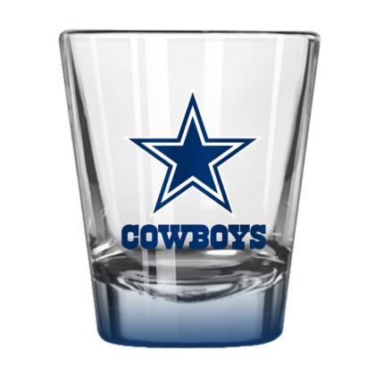 Dallas Cowboys Eyeglass Frames : Dallas Cowboys Elite Shot Glass Glassware Home ...